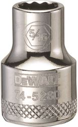 Dewalt Dwmt74528Osp Socket, 3/8 In, 5/16 In, 12 Point