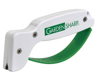 Accusharp Garden Sharp Tool Sharpener, For Use With Lawnmower Blades, Pruning Shears and Limb Lobbers