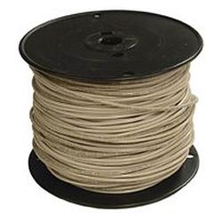 Southwire 12Wht-Strx500 Single Ended Building Wire, 12 Awg, 500 Ft, 15 Mil Thhn