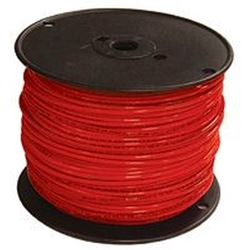 Southwire 12Red-Strx500 Stranded Single Building Wire, 12 Awg, 500 Ft, 15 Mil Thhn