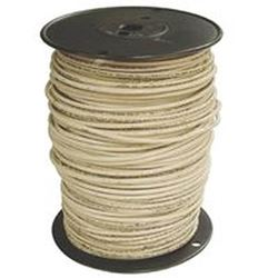 Southwire 10Wht-Strx500 Stranded Single Building Wire, 10 Awg, 500 Ft, 20 Mil Thhn