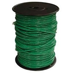 Southwire 10Grn-Strx500 Stranded Single Building Wire, 10 Awg, 500 Ft, 20 Mil Thhn