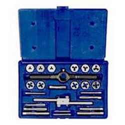 Hanson 26313 Metric Tap And Hex Die Set, 24 Pieces