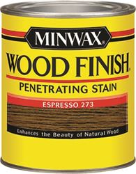 Minwax 227634444 Oil Based Penetrating Wood Finish, 0.5 pt Can, Espresso