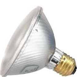 Capsylite SingleLife 16117 Dimmable Halogen Lamp, 39 W, 120 VAC, Medium (E26), PAR30, 3-3/4 in Dia x 3.62 in L