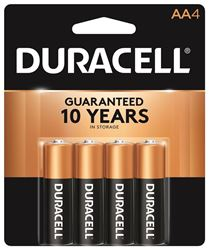 Duracell Mn1500B4Z Cpr Battery Aa 4Pk
