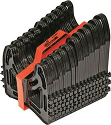 Camco Sidewinder Sewer Hose Support, For Use With 15 ft Hose, Plastic