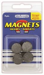 Master Magnetics 07003 Magnet Disc, 3/4 in Dia X 3/16 in H