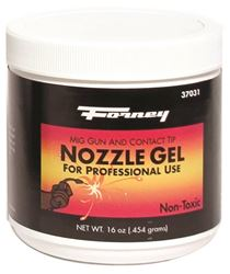 Forney Industries 37031 Silicon-Free Welding Nozzle Gel, For Use With Fixtures of Semi and Automatic Welders