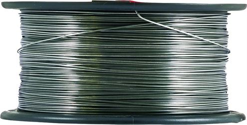 Forney 42302 MIG Welding Wire, 0.035 in Dia, Mild Steel, Flux Core, DCEN Straight Polarity