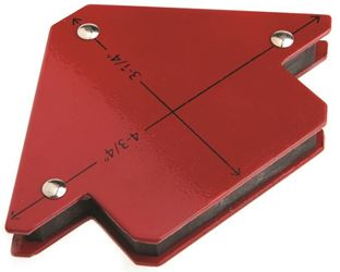 Forney Industries 70716 Small Magnetic Welding Jig With Center Hole