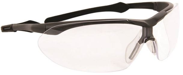 Forney Industries 55432 Glasses Safety Clr/Gray