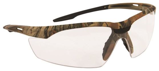 Conqueror 55435 Safety Glasses, Clear Anti-Fog