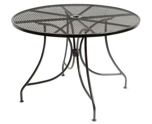 ARLINGTON JYL-2220 Round Table, 42 in, Round