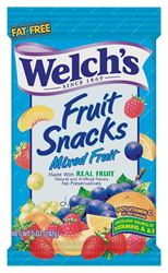 FRUIT SNCK MXD FRU WELCHES 5OZ