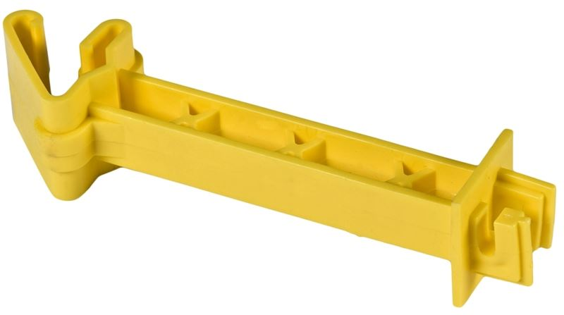 Yellow Zareba IT5XY-Z Snap-On Extender Insulator