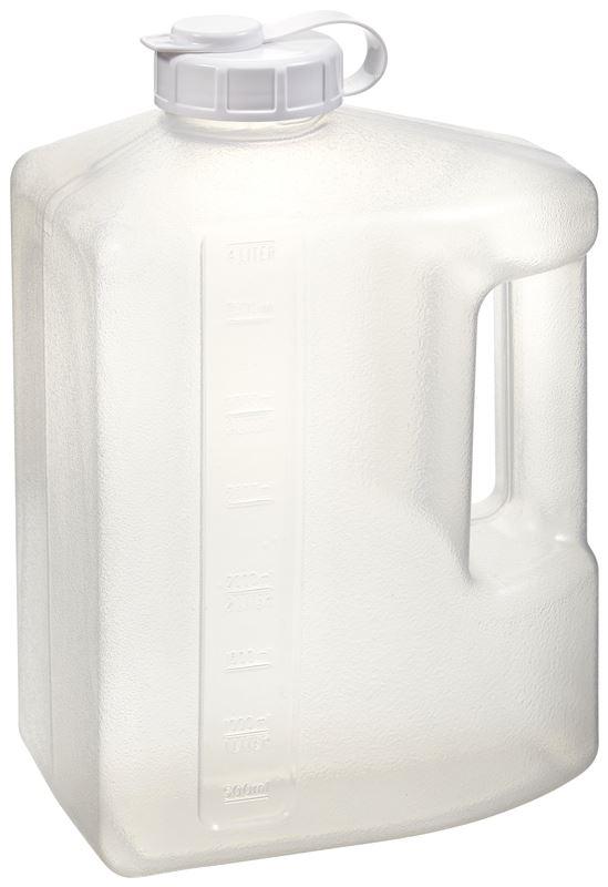 Arrow Storage Keeper Beverage Bottle Pack of 6 Plastic EA