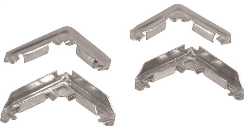 "Prime Line PL 7803 5//16/"" X 3//4/"" 3/' Mill Aluminum Screen Frame Kit"