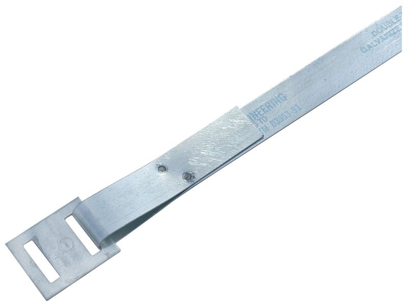 Tie Down Engineering Inc 59150L Tie Down Engineering Galvanized Strap 1-1//4 X 35ft