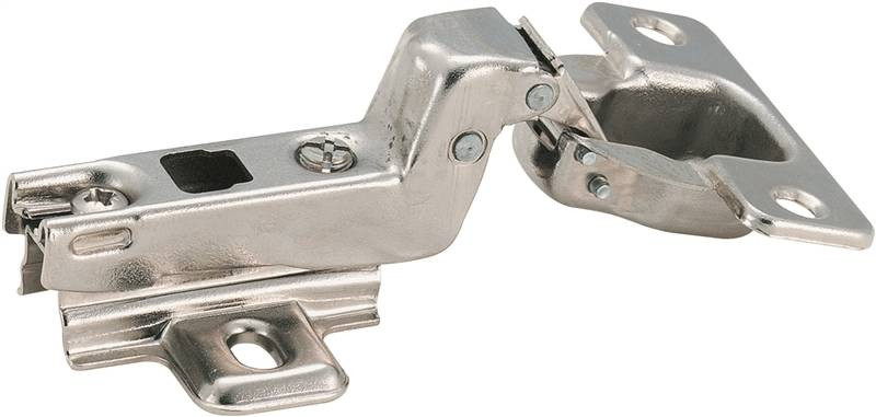 Amerock BP4611-A14 Frameless Concealed Hinge with Full Overlay Nickel