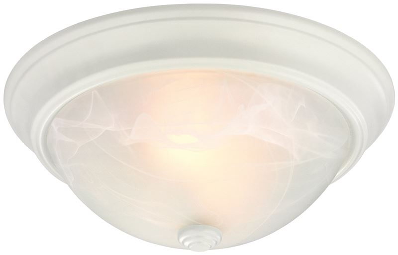 Prosource 5454152 Dimmable Ceiling Light Fixture 2 60 W