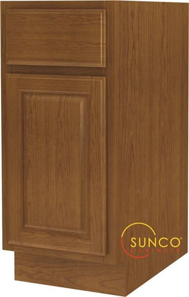 Randolph B15rt Single Door Wide Base Kitchen Cabinet With Drawer 15 In W X 24 In D X 34 1 2 In H Vorg5763305 B15rt