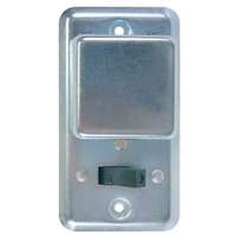 Bussman BP//SSU 2-1//4 1//2 HP 15 Amp On//Off Fused Switch Box Cover