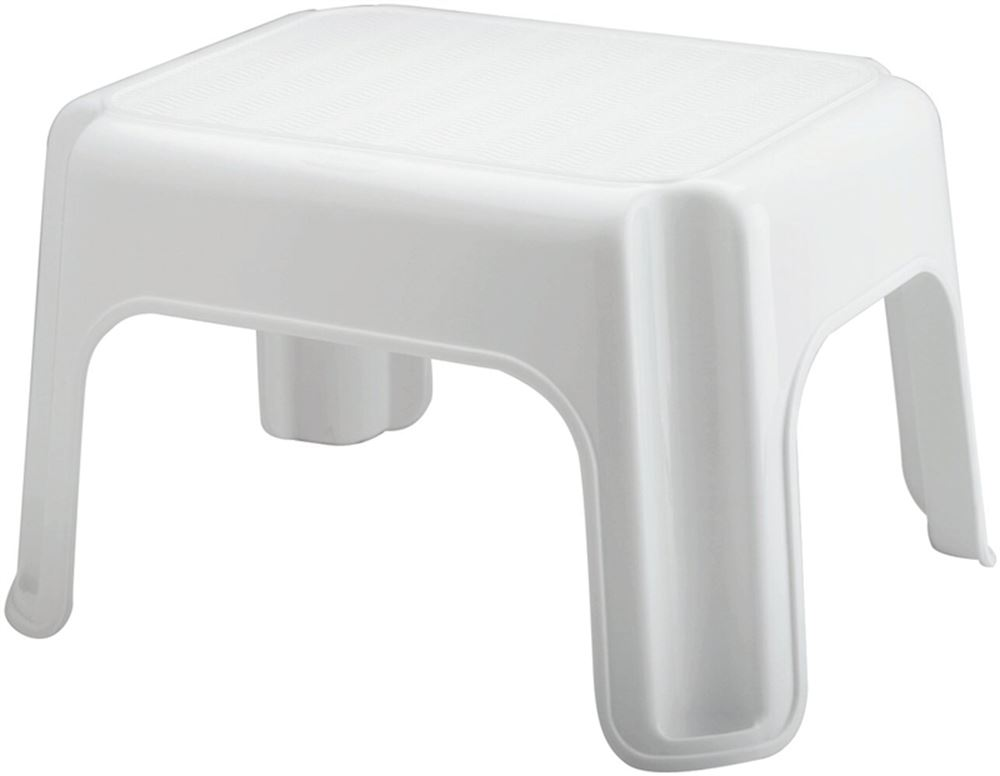 Swell Rubbermaid Utility Step Stool 300 Lb 9 1 4 In H X 15 1 2 Customarchery Wood Chair Design Ideas Customarcherynet