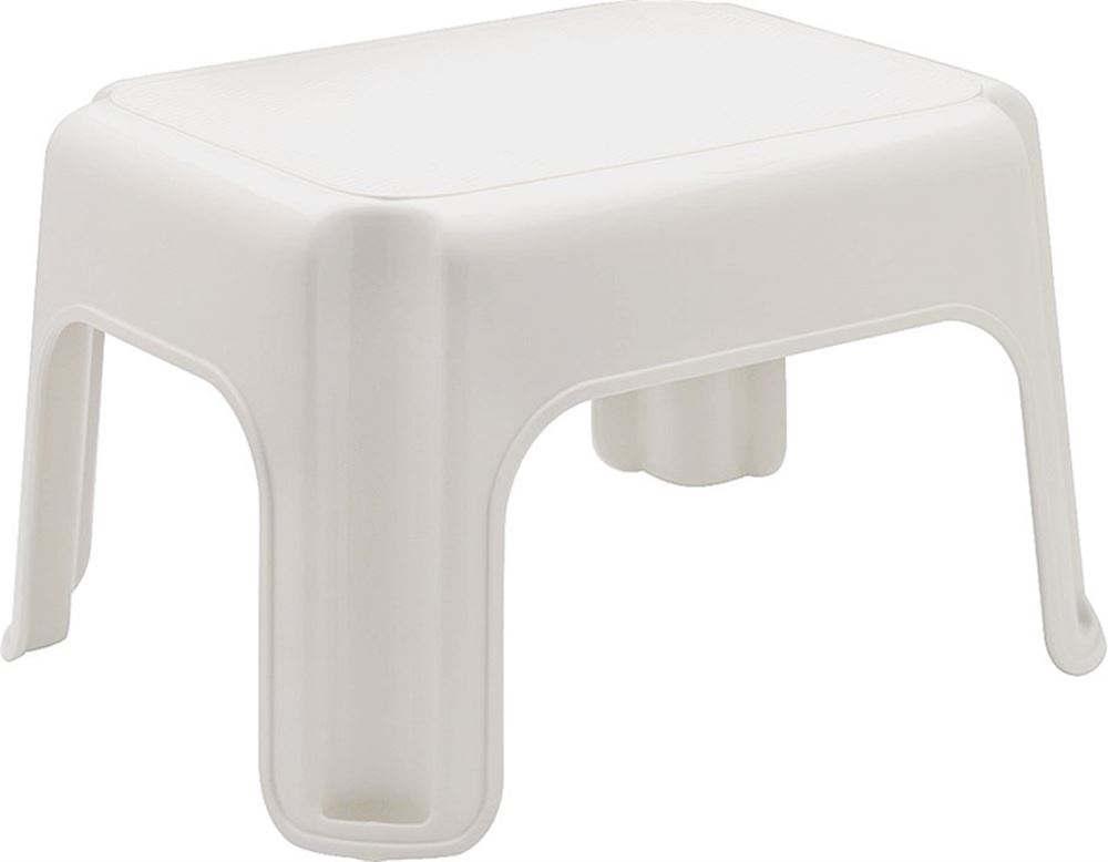 Wondrous Rubbermaid Fg420087Bisque Utility Step Stool 9 1 4 In H X Pabps2019 Chair Design Images Pabps2019Com