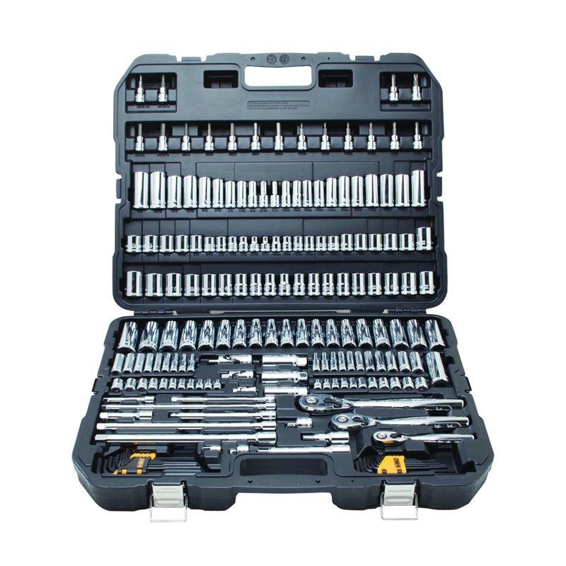 "Stanley Tools 5 Pc 3//8 in 7mm 3//16/"" 5//16/"" Drive Hex Bit Socket Set 6mm 8mm"