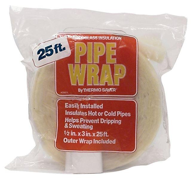 Quick R Products 3082 Fiberglass Pipe Wrap 24 Pack #VORG8382707, 3082