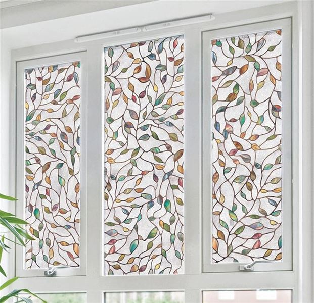 41975302426 Artscape 02-3021 New Leaf Decorative Window Film