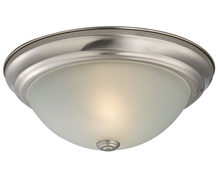 Prosource 9815721 Dimmable Ceiling Light Fixture 2 60 W