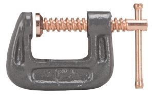 by IRWIN IRWIN Tools QUICK-GRIP C-Clamp 5-inch 225105