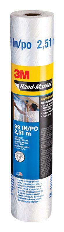 W Steel  Hand Masker Masking Paper Blade  Silv 3M  Hand-Masker  12 in L x 9 in