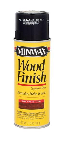 Minwax Wood Finish Transparent Oil-Based Spray Stain Dark