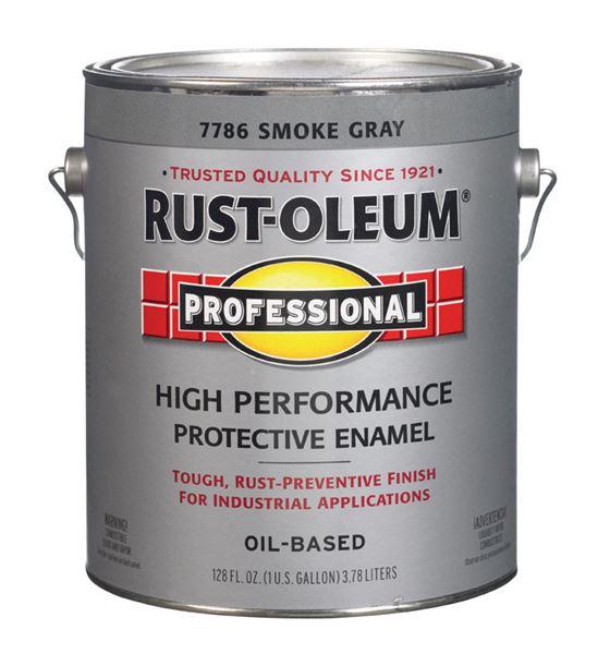 Rust Oleum Oil Based Protective Enamel Smoke Gray Gloss 1