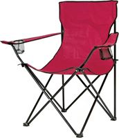 Seasonal Trends Wide Bucket Chair, Burgundy