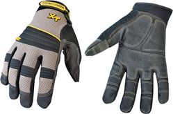 Youngstown Pro XT 03-3050-78-M Extra Heavy Duty Work Gloves, Medium