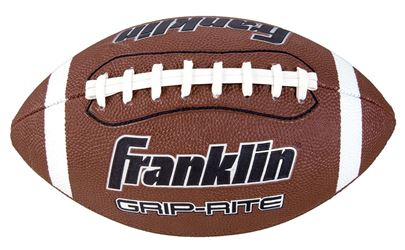 Franklin Sports 5010 Jr Griprite Football