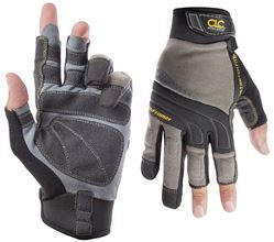 Flex Grip Pro Framer XC 140X Fingerless Work Gloves, X-Large