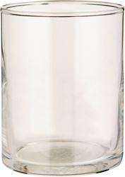 CANDLE-LITE 0862130 Votive Holder, Glass Holder 12 Pack