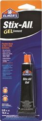 Elmer's Products E1011 Stix-all Gel 5/8oz 6 Pack