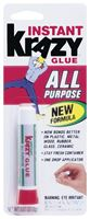 Krazy Glue KG58548R Super Glue, 2 gram Tube