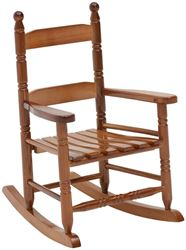 Holiday Basix KN-10-N Childs Rocking Chair, 29 in