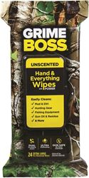 Nicepak Products A554s24 Grime Boss Wipes