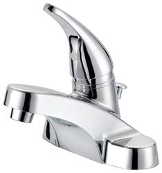 Boston Harbor TQ-F4510042CP Lavatory Faucet, 4 in Center, Lever Handle