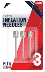 Franklin Sports 3118 Needles Inflating 3ct