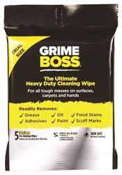 Nicepak Products Q40105 Clean Wipe Citrus 5ct