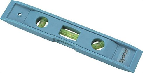 Toolbasix JLO-063 Magnetic Torpedo Level, 9 in L
